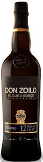 Williams & Humbert Sherry Manzanilla Don Zoilo 750ml